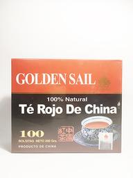 Té Rojo Golden Sail 100 Bolsitas 200 g