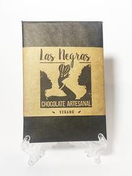 Chocolate Vegano Las Negras 100 g