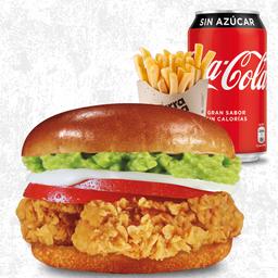 Combo Big Chicken Fillet