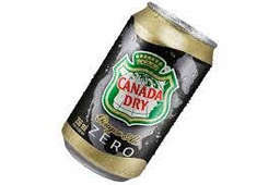 Canada Dry Ginger Ale Light Zero 350 ml