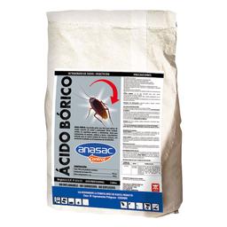 Insecticida Anasac en Polvo Acido Borico 5 Kg