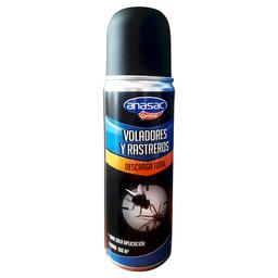 Insecticida Anasac en Aerosol Descarga unica 150 mL