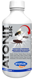Insecticida Anasac Atonit 2.5 Ec 1 L