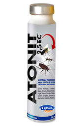 Insecticida Anasac Atonit 2.5 Ec 250 mL
