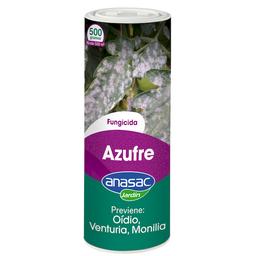 Fungicida Anasac de Azufre Magnetico 80 Wp 500 g