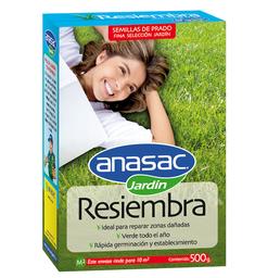 Semillas Anasac de Prado Mezcla Resiembra 500 g
