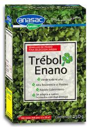 Semillas Anasac de Trebol Enano 250 g