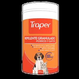 Repelente Para Mascotas Traper Granulado 600 g