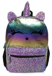 Mochila Con Orejas de Gatito Multicolor 1 U