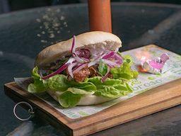 Sándwich de Lomo Anticuchero