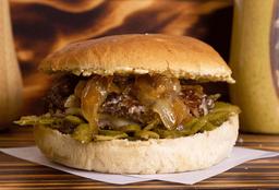 Angusteak Burger