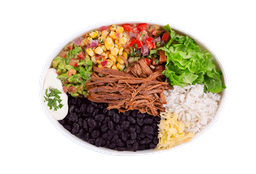 Burrito Bowl Mexicano