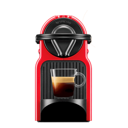 Cafetera Inissia Roja 1 U