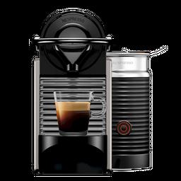 Cafetera Pixie Titan + Espumador de Leche