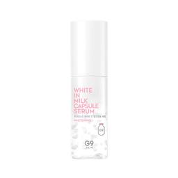 G9 Skin White in Milk Capsule Serúm 50 mL