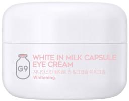 Crema G9 Skin White In Milk Contorno de Ojos