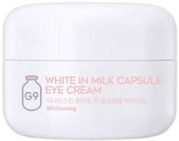 G9 Skin White in Milk Capsule Eye Cream 30 g