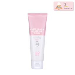 Limpiador Facial G9 Skin White In Milk Espuma