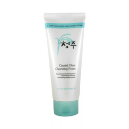 Cheong Ju Crystal Clear Cleasing Foam Facial