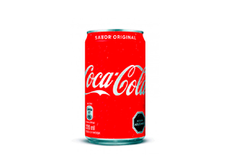 Coca Cola Sabor Original Lata 220 ml