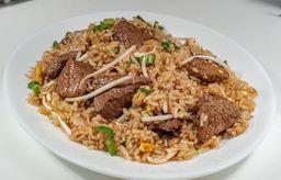Arroz Chaufa con Carne
