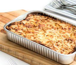 Fork Lasana Bolonesa Con Carne Y Pomodoro Para 4 A 5 Pers
