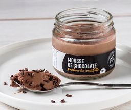 Mousse de chocolate bitter Fork 120g