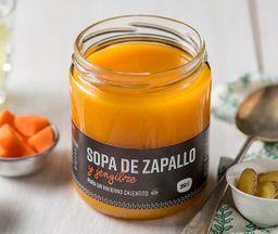 Fork Sopa De Zapallo Y Jengibre