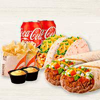 Pack Burrito Supreme