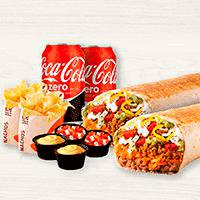 Pack Burrito XL