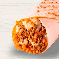 Burrito Cheesy Double Beef