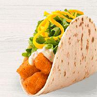 Taco Crispy Potato Soft
