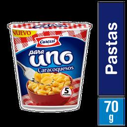 Carozzi Pasta P Uno Caracoqueso