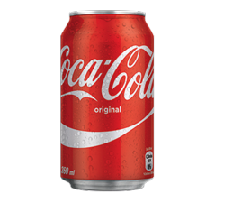 Coca Cola Sabor Original Lata 350 ml