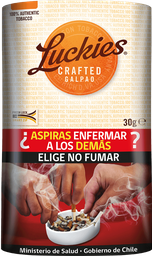 Luckies Crafted Galpao Tabaco Pouch