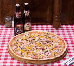 Combo 2 Pizzas Familiares Cervezas