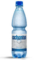 Cachantun Con Gas 500 ml