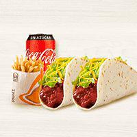 Wing Taco Combo