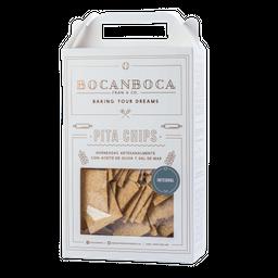 Galleta Bocanboca Pita Chips Integral 200 g