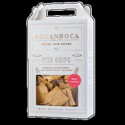 Galleta Bocanboca Pita Chips Tomate Albahaca 200 g