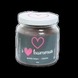 Hummus I Love Poroto Negro Cilantro
