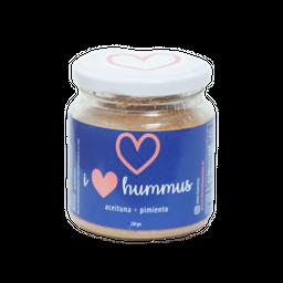 Hummus I Love Aceituna Pimiento 230 g