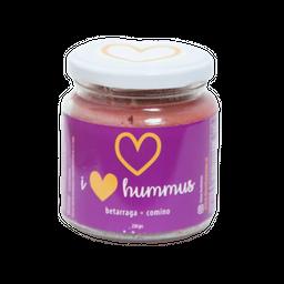 Hummus I Love Betarraga Comino