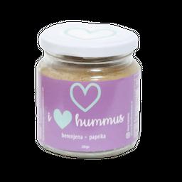 Hummus I Love Berenjena Paprika 230 g