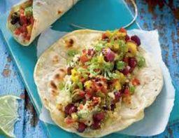 Taco Baja (vgetariano)