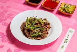 Carne a la Mongoliana