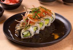 Ceviche Nikkei Roll