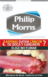 Philip Morris Silver Ks Soft 20U