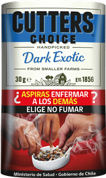 Cutters Choice - Dark Exotic Tabaco Pouch 30g