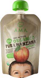 Pouch Ama Manzana Organico 90g